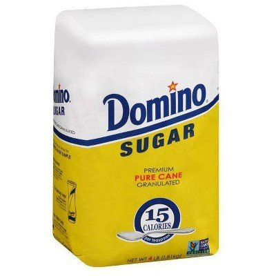 azucar domino sugar