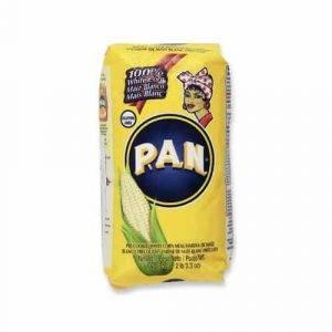 Harina PAN para Venezuela, combo rápido y seguro