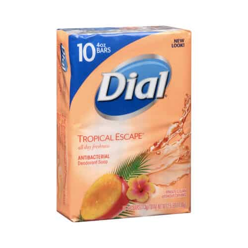 Paquete de jabón de baño en envió a Venezuela