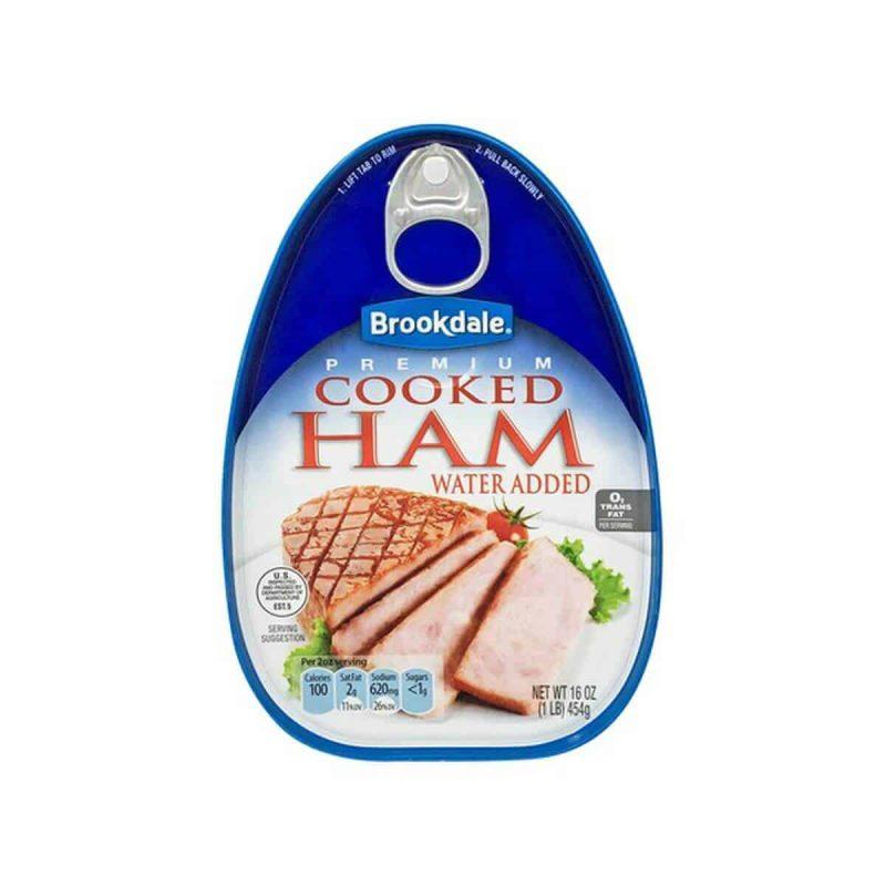 Cookded ham Venezuela