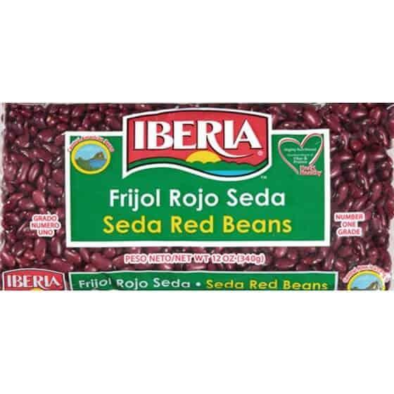 Caraotas rojas venezuela
