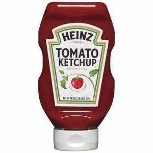 salsa de tomate heinz 20 onzas