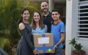Door-to-door delivery to Venezuela