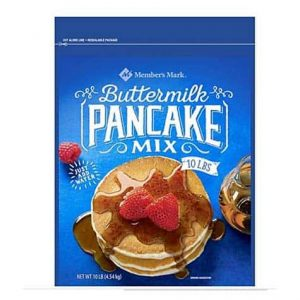 Mezcla para panquecas members mark pancake mix
