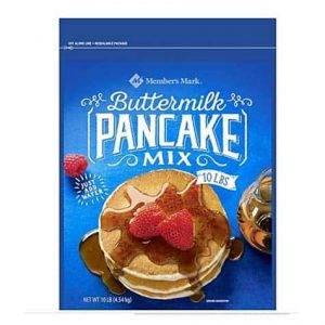 Members Mark pancake mix