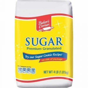 Azucar bakers corner sugar