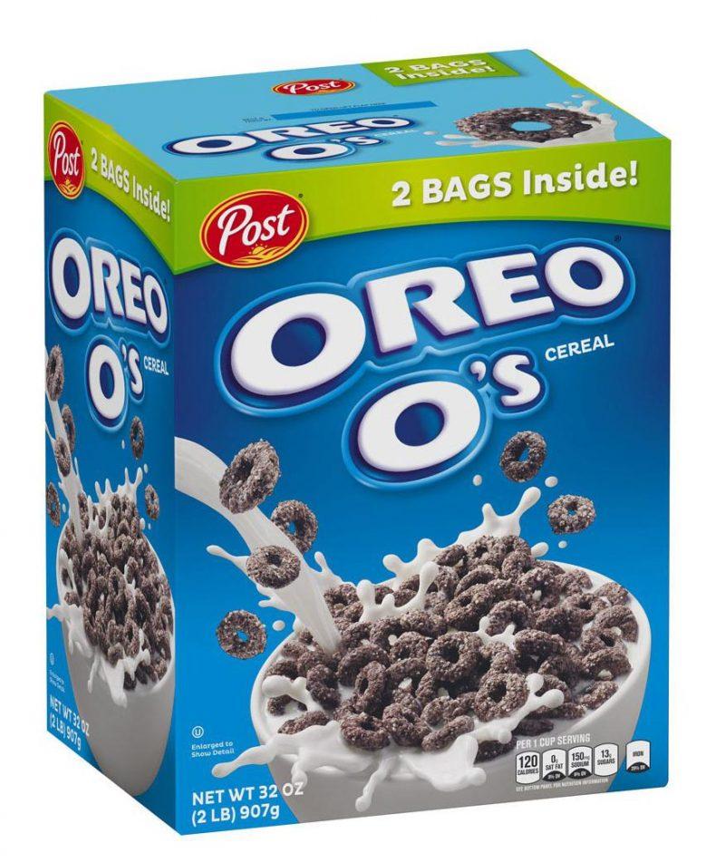 Cereal Oreo O's