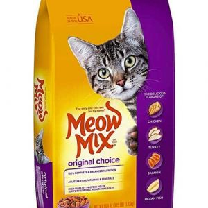 Meow Mix original choice alimento para gatos