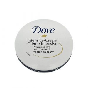 Dove intensive cream