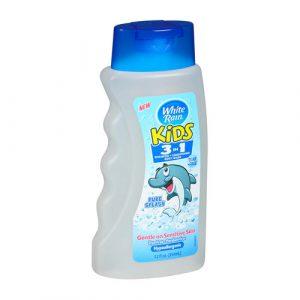 White Rain 3 in 1 Shampoo