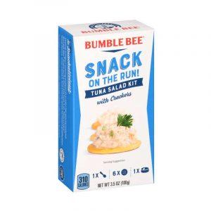 Bumblebee Snack on the run