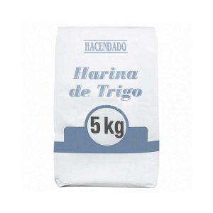 Harina hacendado 5kg