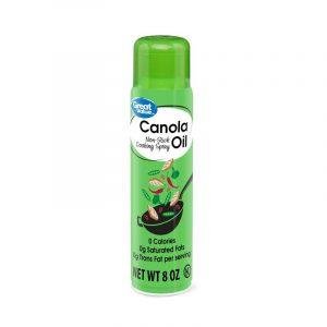 Great Value non stick cooking spray
