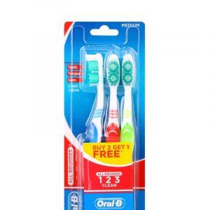 Cepillo dental oral b