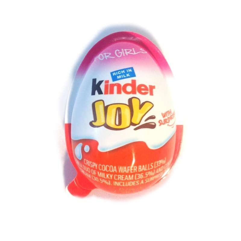 Kinder Joy niña