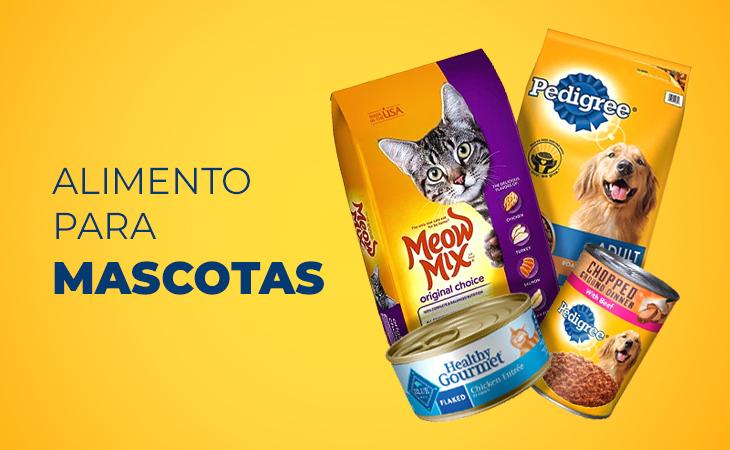 Alimento para mascotas